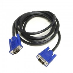 VGA Cable For PC - LCD