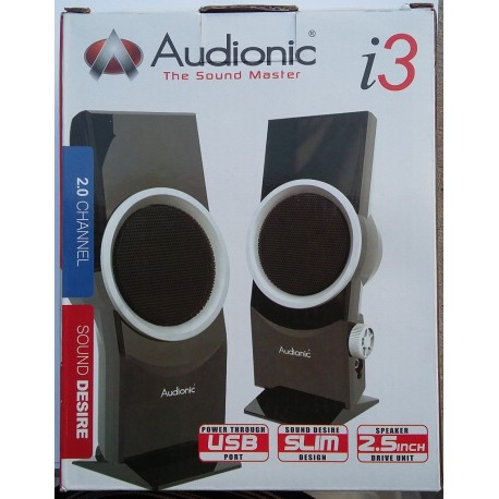 Audionic Sound Master Computer Speaker