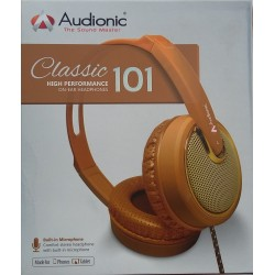 Audionic Classic HeadPhone 101 High Performance
