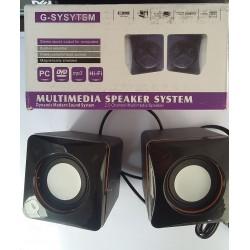 Multi Media Computer Speaker G-System