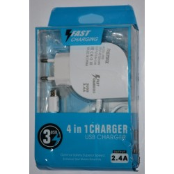 Best Quality Remax Fast Charger 4 in 1