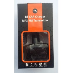 Bluetooth Car MP3 Modulator & Charger