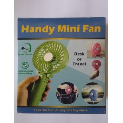 Mini Hand Held Fan Rechargeable