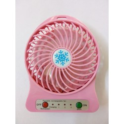 Portable and Rechargeable Fan
