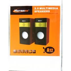 Multimedia Computer Speaker HotMai A12
