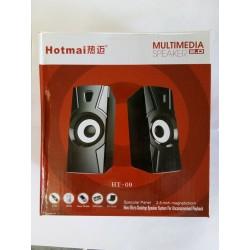 HatMai HT-09 Multimedia Computer Speaker