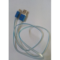 Sharp Grip Data Cable With LED Support