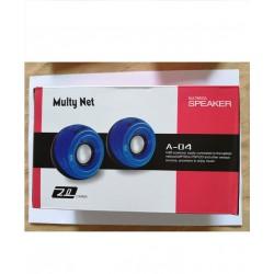 Multy Net Computer Speaker A-04