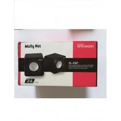 Multy Net Computer Speaker A-02