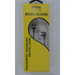 AMB HandsFree Boss Sound (Universal)