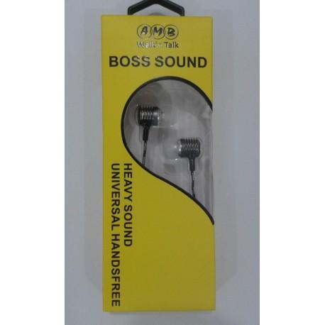 AMB HandsFree Boss Sound (Universal)