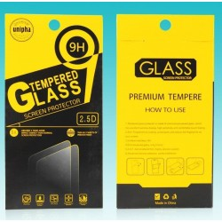 Glass Protector QMobile E2 Noir