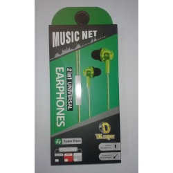 Hands Free Music Net