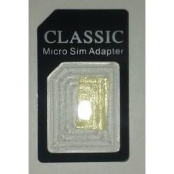 SIM Jacket For Micro SIM
