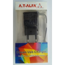 AT ALFA Dream USB Charger 8600