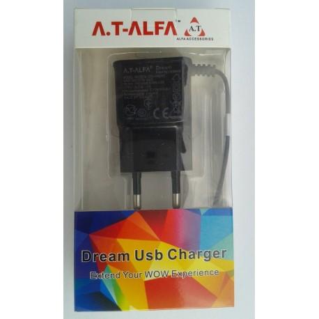 AT ALFA Dream USB Charger 8600