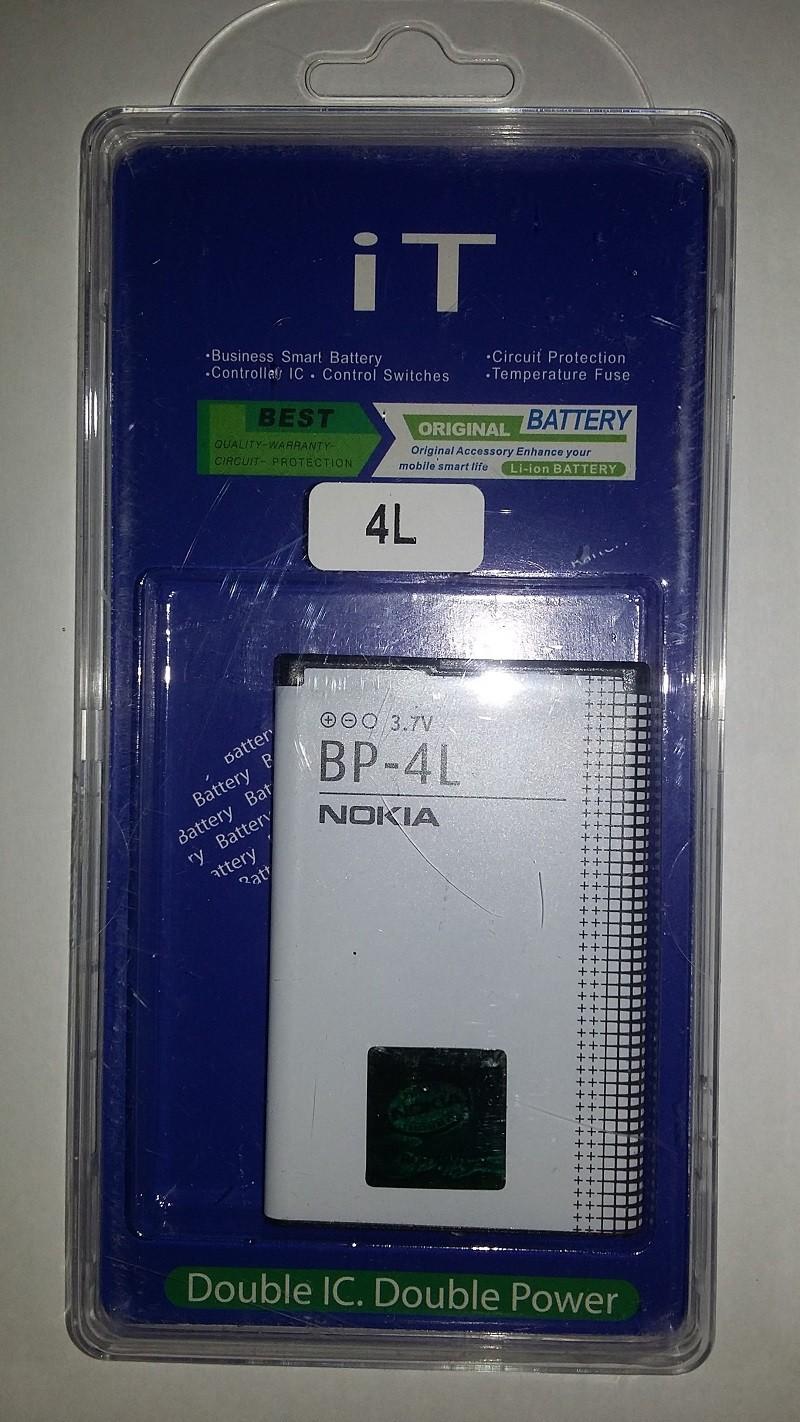 Nokia Battery Bl 4l It Online Raja Bazar Baterai Bl5c Bl4c