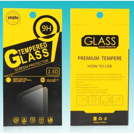 Glass Protector QMobile i6 Metal HD