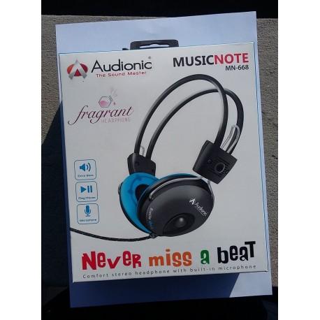 High Performance Audionic Music Note Headphone