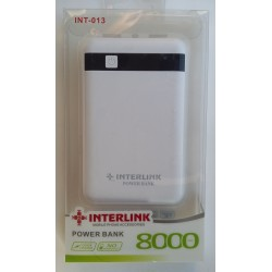 INTERLINK Power Bank 8000mah