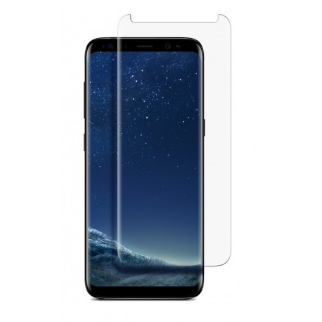 Glass Protector SAMSUNG S8 Plus Tranparent High Quality