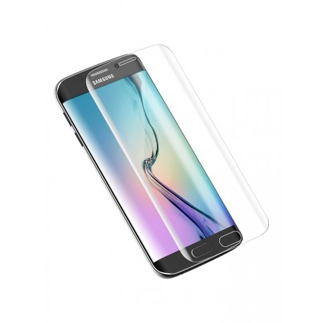 Glass Protector SAMSUNG S7 Edge Tranparent High Quality