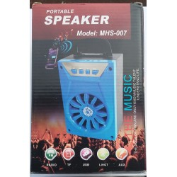 Large MP3 Bluetooth Speaker with USB & SD Card Support