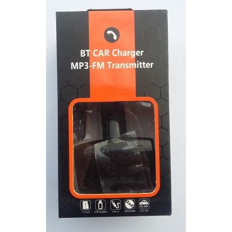 Bluetooth Car MP3 Modulator & Charger
