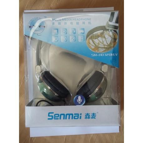 Sharp Base Senmai Headphone