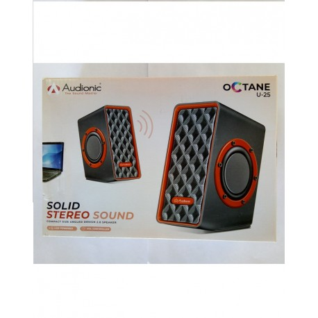Audionic Octane Speaker U-25 USB Powered