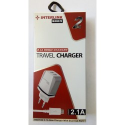 INTERLINK Boom Charger 2.1A