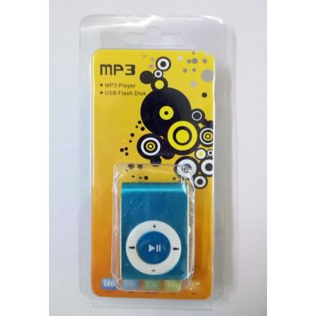 Tinny MP3 Shuffle
