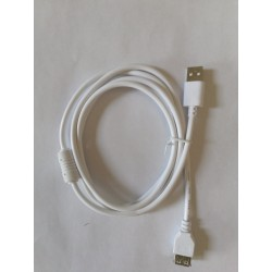 High Speed USB Extension Cable 1.5m with Filter Cylinder