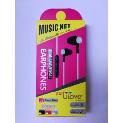 Hands Free Music Net