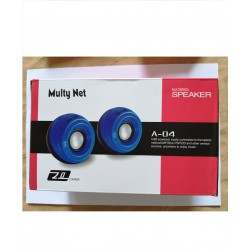 Multy Net Computer Speaker A-04