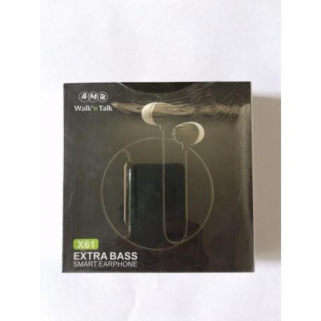 AMB Extra Base Hands Free X61