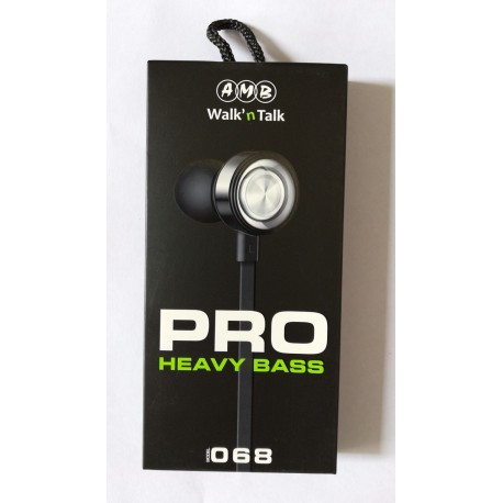 AMB Music Pro Hands Free Heavy Base 068
