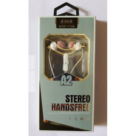 AMB Stereo Hands Free A2