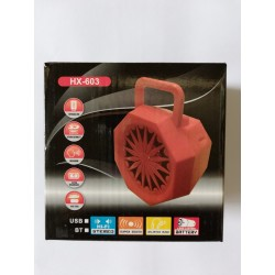 Potable MP3 Music Speaker HX-603
