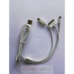 Data Cable High Quality 3 in 1 iphone 4 Micro 8600 iphone 4-5-6
