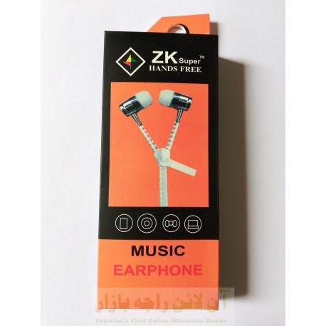 ZK Super Zipper Hands Free