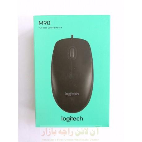 Premium Quality LogiTech Mouse M90