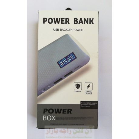 Quick Charge Power Bank 20000 mAh