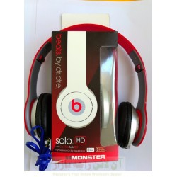 SOLO Monster Beats Mobile Head Phone HD