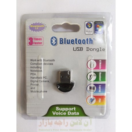 Bluetooth USB Dongle For PC with Voice Support