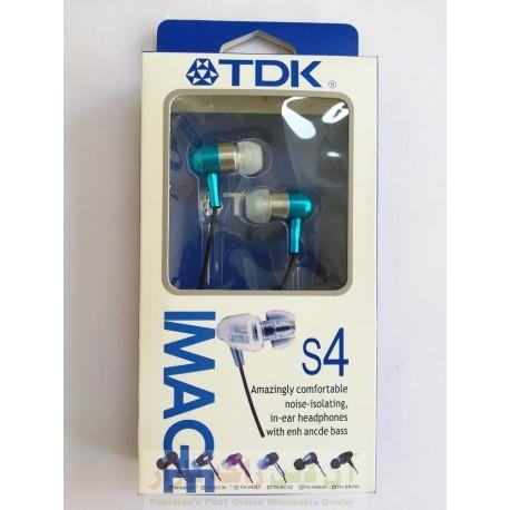 Comfortable TDK S4 Hands Free Premium Quality