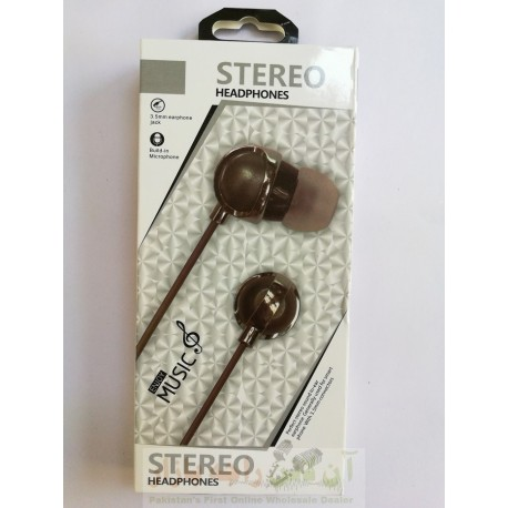 Music Bass Stereo Hands Free Modern Design