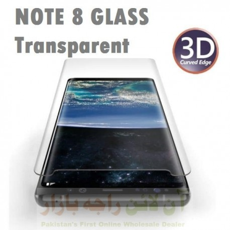 Glass Protector SAMSUNG Note 8 Transparent High Quality