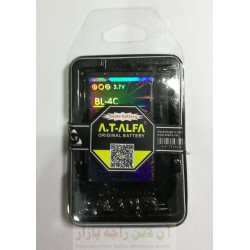 AT ALFA Super Battery BL-4C
