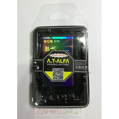AT ALFA Super Battery BL-4C